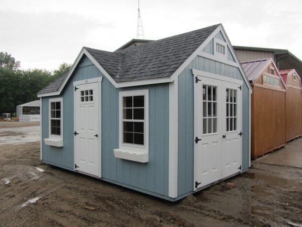 backyard cottage shed