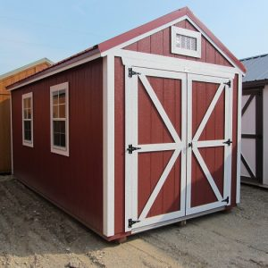 red shed