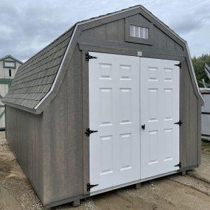 small backyard shed
